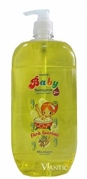 "SHAMPOO FOR KIDS ""BABY"" - girl [1L] with pump"