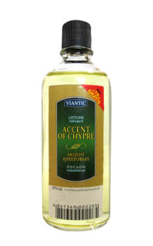 "Perfumed lotion ""ACCENT OF CHYPRE""  [90 ml]"