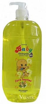 "Shampoo for kids ""BABY"" - boy  [1L] with pump"