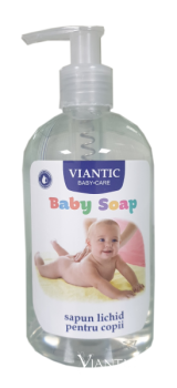 BABY LIQUID HAND SOAP  - VIANTIC, 350ml
