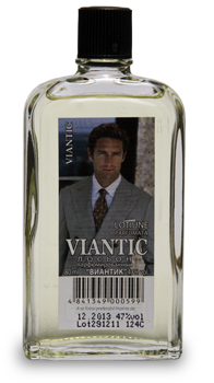 "Perfumed lotion ""VIANTIC"", [80ml]"