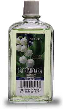 "Perfumed lotion ""LILLY OF THE VALLEY"", [80ml]"
