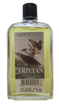 "Perfumed lotion ""TRIVIAN Scooter"", [80ml]"