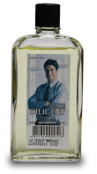 "Perfumed lotion ""DILIGENT"", [80ml]"