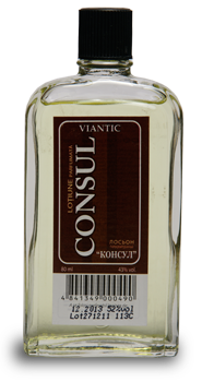 "Perfumed lotion ""CONSUL"", [80ml]"