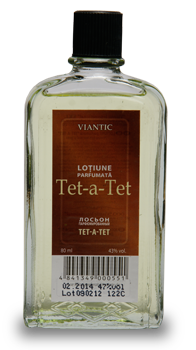 "Perfumed lotion ""TET-a-TET"", [80ml]"