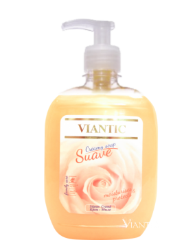 MOISTURIZING LIQUID CREAM SOAP