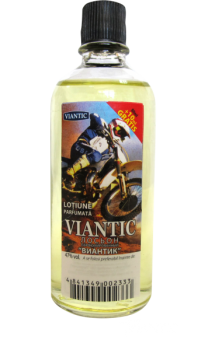 "Perfumed lotion ""VIANTIC moto""  [90 ml]"